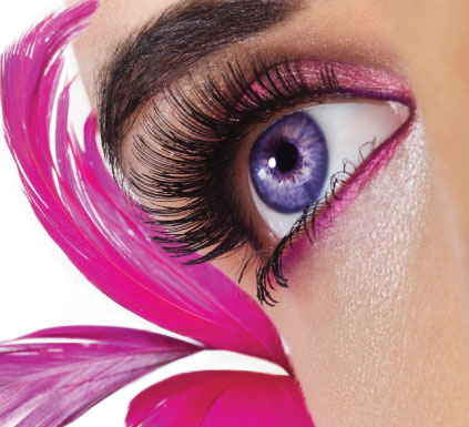 Eyelash Treatment and Eyelash Extensions