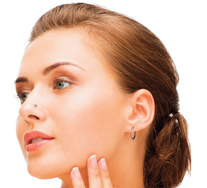 Ear and Nose Piercing & Intimate Waxing for ladies