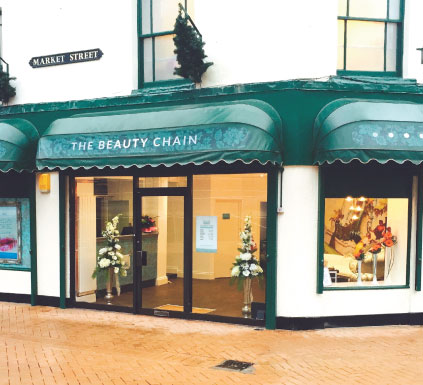 The Beaty Chain Salon